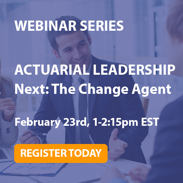 Actuarial Communication Skills Webinar