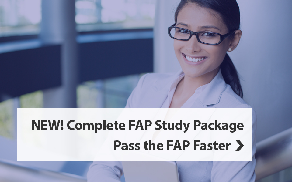 Pass the SOA FAP Course Faster