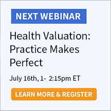 Health Valuation: Practice Makes Perfect