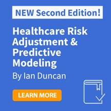 Healthcare Risk Adjustment & Predictive Modeling, 2nd Edition