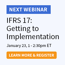 IFRS 17: Getting to Implementation