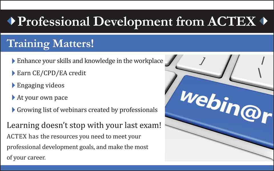 Actuarial Professional Development
