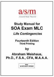 Asm Mfe Study Manual
