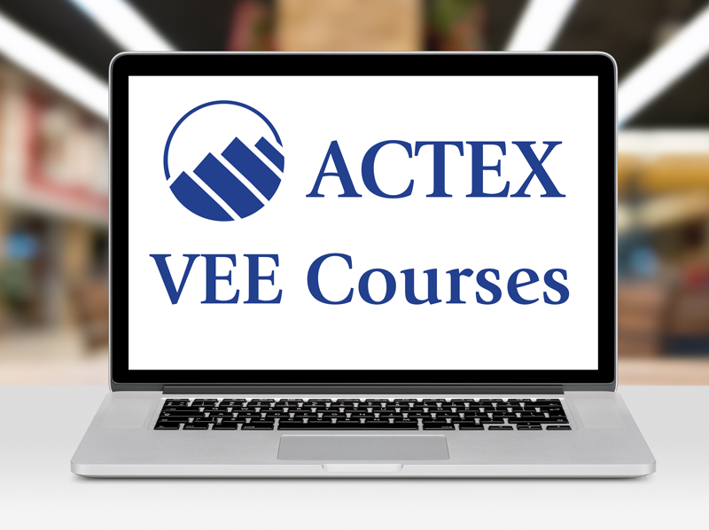 ACTEX VEE Credit Courses