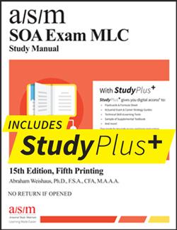 asm actuarial study manuals exams p fm mlc mfe c s rh actexmadriver com Teas Study Manual Version 5 Person Study Manual