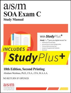 asm actuarial study manuals exams p fm mlc mfe c s rh actexmadriver com Ritter Exam Table Manual FFIEC BSA AML Exam Manual