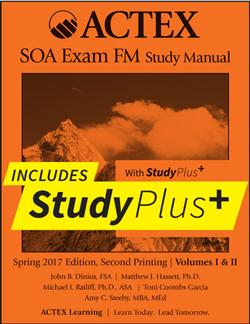 Actuary study manual